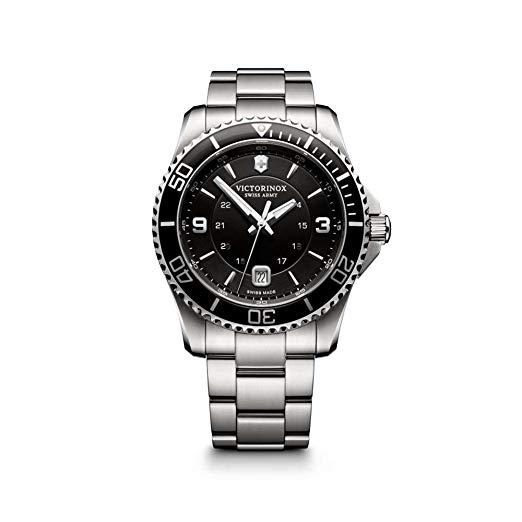 Victorinox Herren-Armbanduhr Maverick reloj masculino