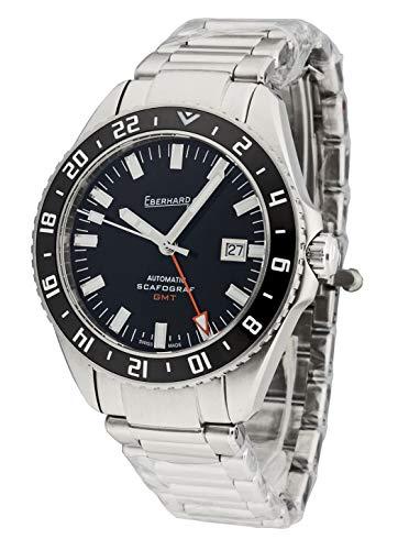 Reloj suizo Eberhard & Co scafograf GMT 41038.1 CAD