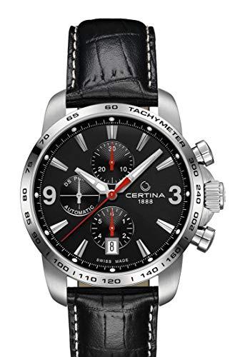 reloj deportivo suizo certina