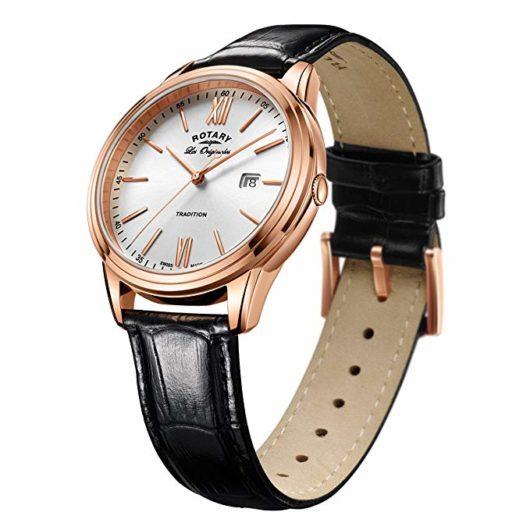 Reloj Rotary clásico hecho en Suiza