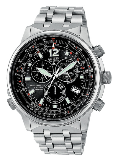 Citizen Crono Pilot Super Titanium AS4050-51E