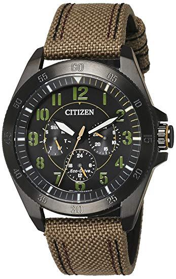 Reloj militar Citizen Eco Drive Military BU2035-05E