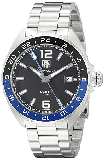 Reloj automático GMT