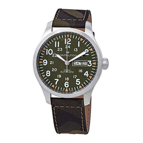 Reloj automático militar