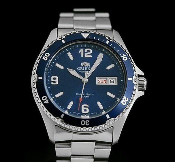 Orient Mako 2 Azul