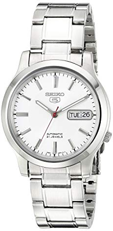 Seiko 5 Blanco
