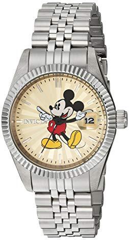 reloj invicta mickey mouse