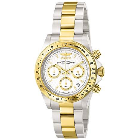 reloj invicta de oro para hombre