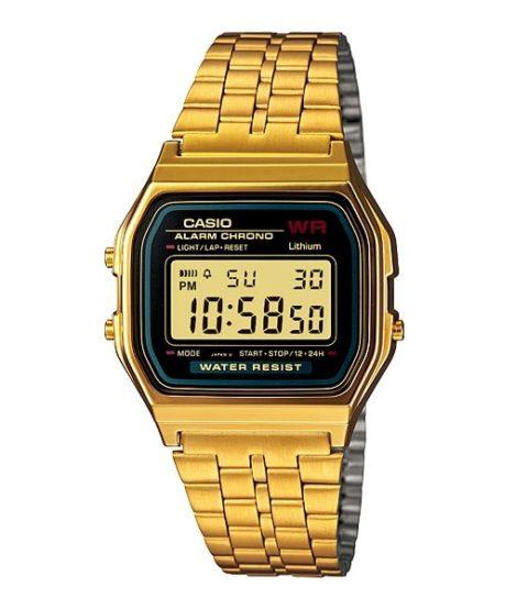 casio gold man A159WGEA-1EF