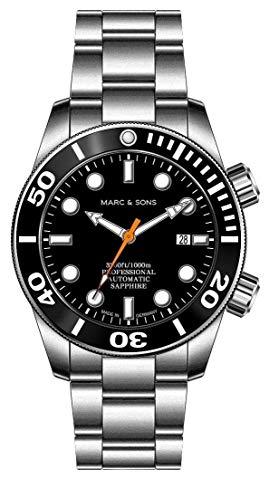 relojes de buceo 1000 metros