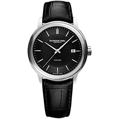 Los mejores relojes por menos de 1000 euros - Raymond Weil Maestro
