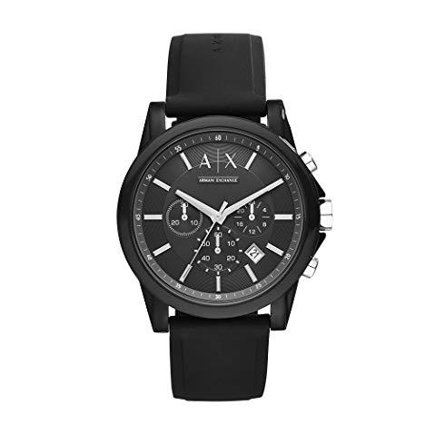 Reloj de vestir negro por menos de 100 euros