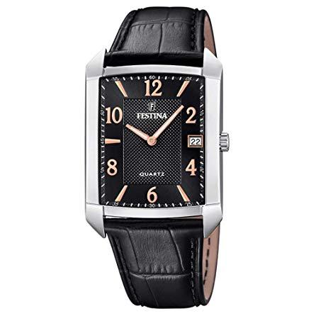 Reloj rectangular por menos de 100 euros