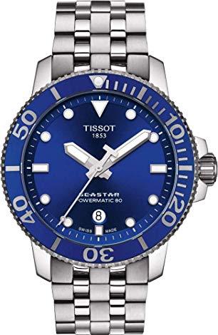 Reloj de buceo por menos de 1000 euros - Tissot Seastar