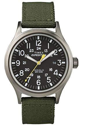 Reloj verde barato
