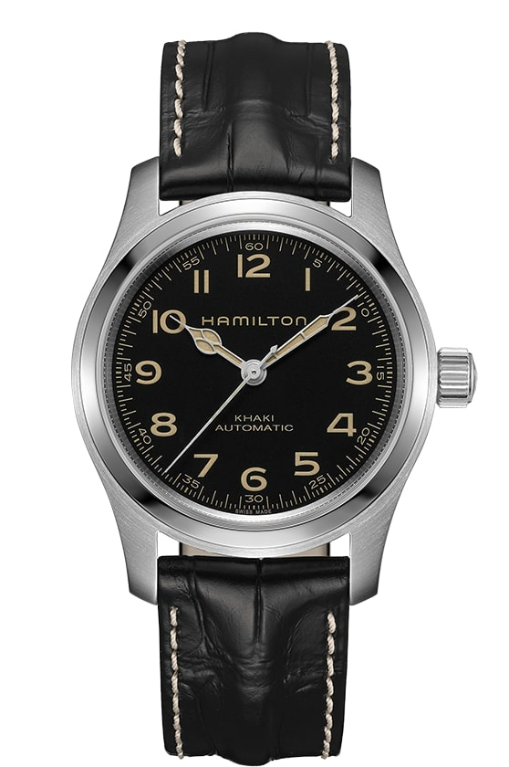 Relojes de 1000 euros - Hamilton Kahki Field Murph h70605731
