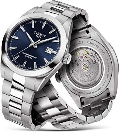 relojes automáticos 1000 euro - Tissot Gentleman