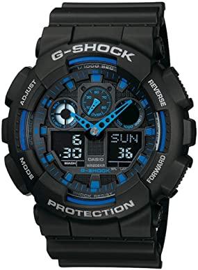Protección casio g-shock