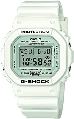 Casio g shock blanco-blanco