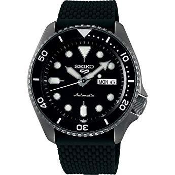 Seiko 5 srpd65k2 - Negro oscuro
