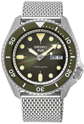 Seiko 5 srpd75k1 - Verde