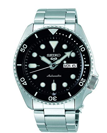 Seiko 5 Sports srpd55k1 - Negro