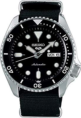 Seiko 5 Sports srpd55k3 - Correa de nailon