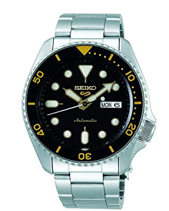 Seiko 5 Sports srpd57k1 - Amarillo