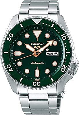 Seiko 5 Sports srpd63k1 - Verde