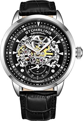 relojes mecánicos esqueleto