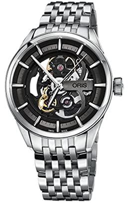relojes oris esqueletizados