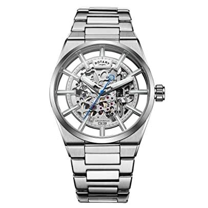 Relojes suizos esqueleto