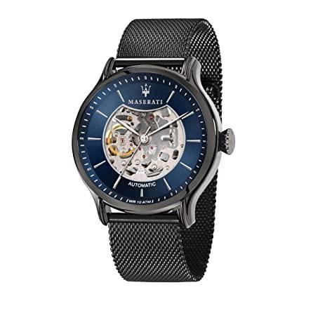 Reloj esqueleto Maserati