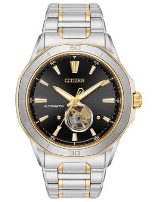 reloj Citizen esqueletizado