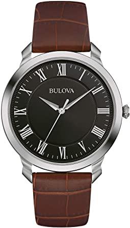 números romanos bulova