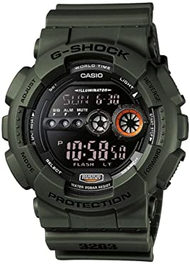 relojes casio militares