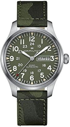 relojes militares hamilton