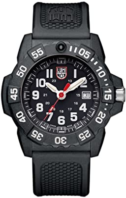 relojes militares luminox