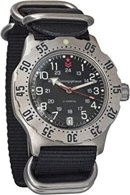 relojes militares rusos komandirskie