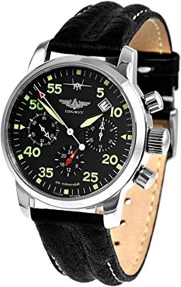 Relojes militares rusos poljot