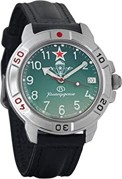 Relojes militares rusos