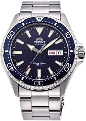 Orient kamasu blu RA-AA0002L19B
