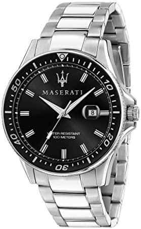 Relojes elegantes Maserati