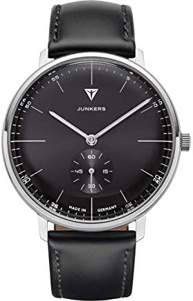 elegante reloj de pulsera para hombre