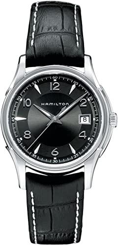 reloj de hombre elegante negro