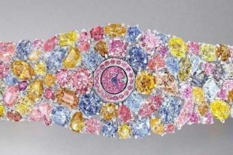 El reloj más caro del mundo. Esto es lo que cuesta