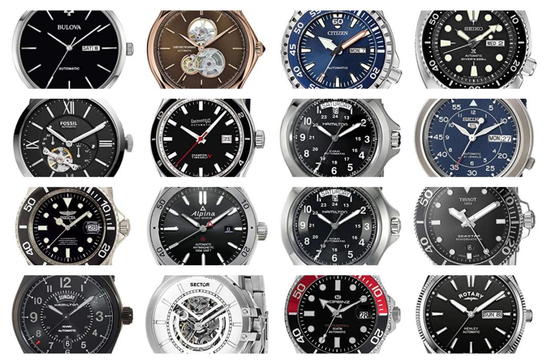 mejores relojes automáticos
