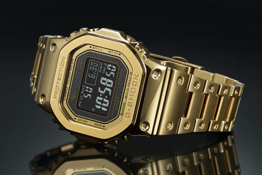 Los 28 mejores relojes Casio Dorado