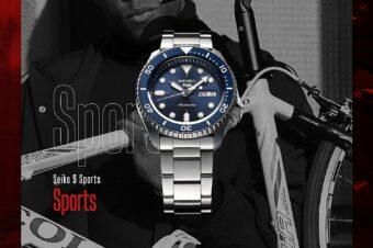 Los nuevos Seiko 5 Sports 2021 – Lista completa