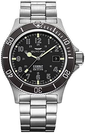 Relojes de hombre a 500 euros - Glycine COMBAT